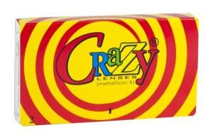 Crazy Lenses (2 čočky) - nedioptrické