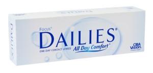 Focus Dailies (30 čoček)