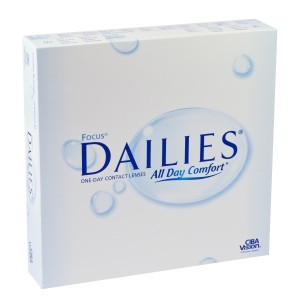 Focus Dailies (90 čoček)