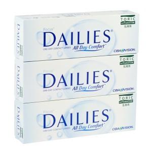 Focus Dailies Toric (90 čoček)