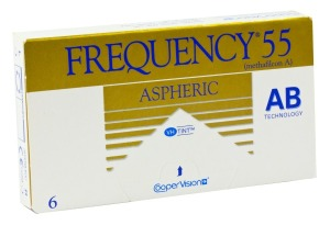 Frequency 55 Aspheric (6 čoček)