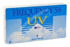 Frequency 58 UV (6 čoček)