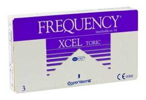 Frequency XCEL Toric (3 čočky)