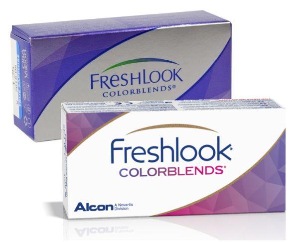 FreshLook Colorblends (2 čočky) - dioptrické  28e9219b121