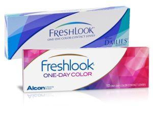 FreshLook One Day Colors (10 čoček) - dioptrické