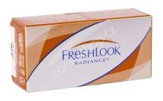 FreshLook Radiance (2 čočky) - nedioptrické