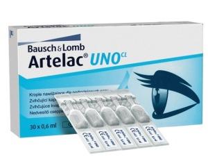 Kapky Artelac UNO 30 x 0,6ml