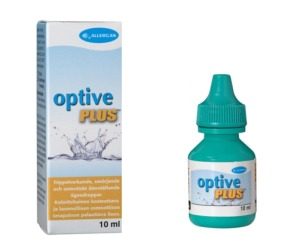 Kapky Optive Plus 10ml