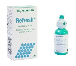 Kapky Refresh 15ml