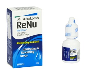 Kapky ReNu MultiPlus Drops 8ml