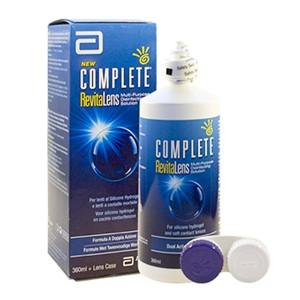 Roztok Complete RevitaLens 360ml s pouzdrem