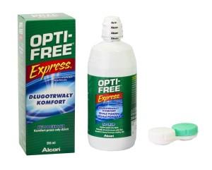 Roztok OPTI-FREE 355ml s pouzdrem