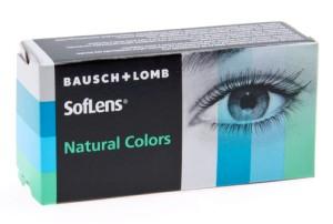 SofLens Natural Colors - dioptrické (2 čočky)