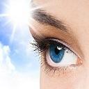 Kontaktní čočky s UV filtrem
