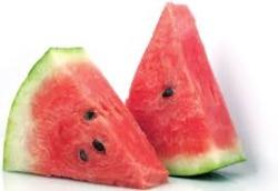 Vodní meloun obsahuje vitamín očím prospěšný.