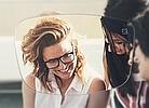 Prémiová brýlová čočka Zeiss DuraVision Platinum má nejtvrdší povrchovou úpravu, nejlepší namodralý antireflex a vynikající antistatické vlastnosti.