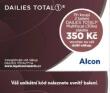 Voucher až 350 Kč k Dailies Total1