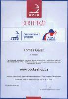 APEK Certifikovaný obchod